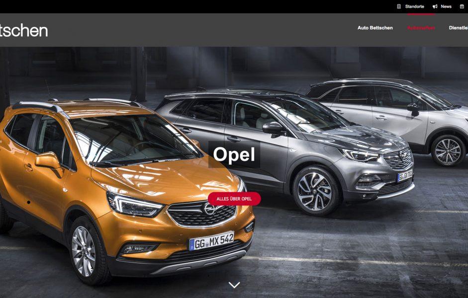 Auto Bettschen & Centralgarage AG