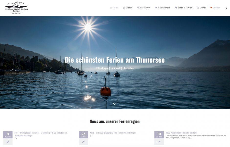 Hilterfingen – Oberhofen Tourismus